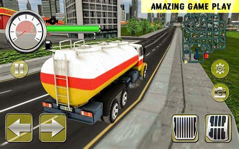 grand city oil truck driver