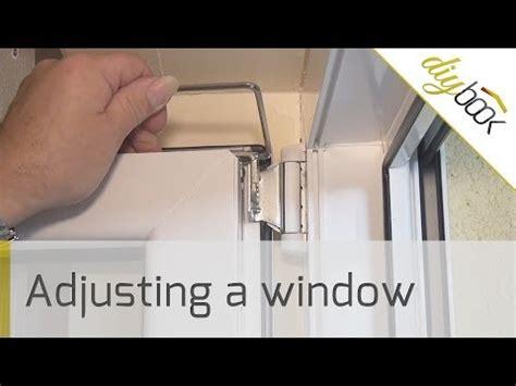 window hinge adjustment howto adjust casement window youtube