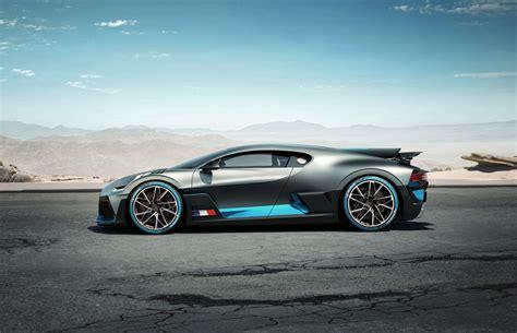 World Premiere Of The €5 Million Bugatti Divo At The Quail