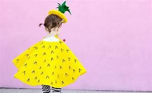 Kostüm Kleinkind Selber Machen : basteln mit kindern ananas kost m himbeer magazin ~ Frokenaadalensverden.com Haus und Dekorationen