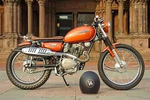 Honda Cl125 - Pete Johannsen