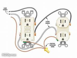 0 Amp Receptacle Wiring Diagram