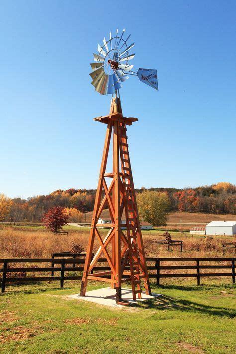 wood tower windmill sand creek post beam httpswww