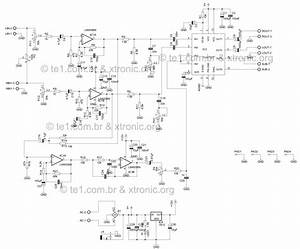 Car Amplifier Schematic Schematic