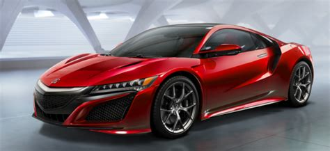 2017 Acura Nsx And 2017 Audi R8 Plus Offered For Charity