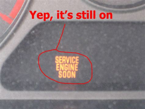 can i pass smog with check engine light on engine banal leakage