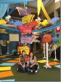 Dr. Seuss Party Decoration Ideas