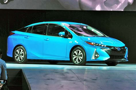 Toyota Prius Prime Charges Into New York