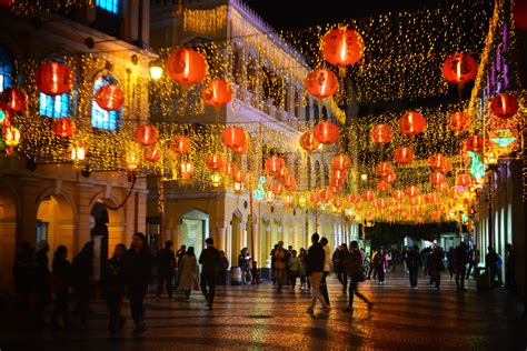 Chinese New Year in Macau: 5 Ways to Celebrate in 2019