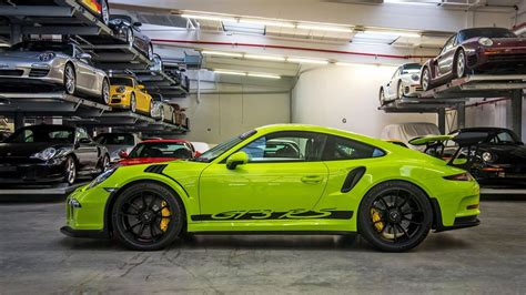 lairy green  gt rs   decals top gear