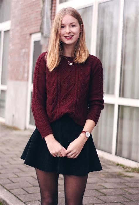 Black Skirt Outfit | Fashion Skirts