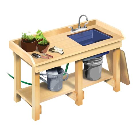 build  workbench diy mother earth news