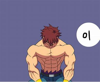 Growth Deviantart Muscle A1 Anime Boy Somdude424