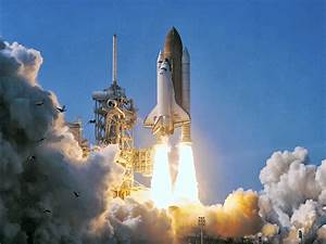 Space Shuttle in Space High Resolution Wallpaper - Pics ...