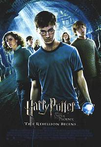 Harry Potter and the Order of the Phoenix movie posters at ...