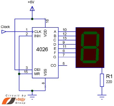 Here Simple Manual Digital Counter Circuit With