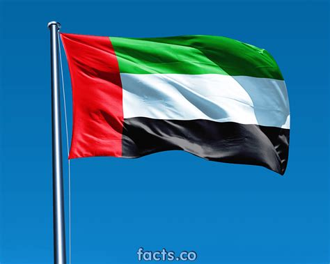 Uaeflag Meaning,picture And History