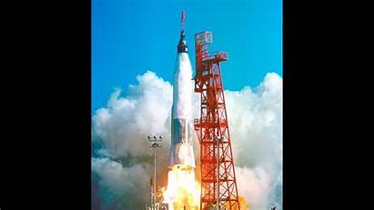 Space Manned Satellite Travel History Around Earth
