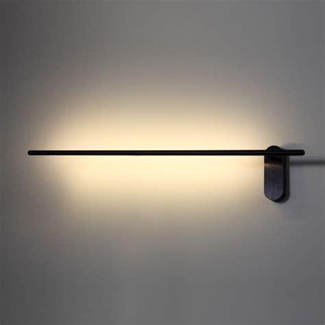 lwa243 black 10 watt contemporary led wall lights