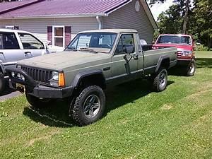 1986 Jeep Comanche 2 8l V6 Manual For Sale In Marion