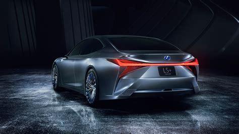 Lexus Ls 4k Wallpapers by 2017 Lexus Ls Plus Concept 4k 5 Wallpaper Hd Car