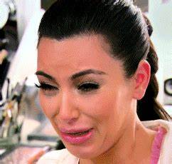 kim kardashian crying gif | Tumblr
