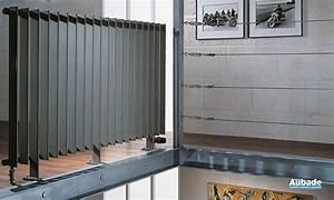 Radiateur Chauffage Central Acova : radiateur garde corps acova clarian espace aubade ~ Edinachiropracticcenter.com Idées de Décoration