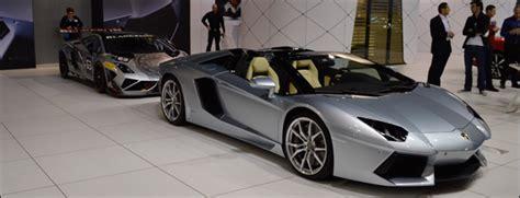  Autosalon Brussel 2014 Live: Lamborghini GroenLicht.be