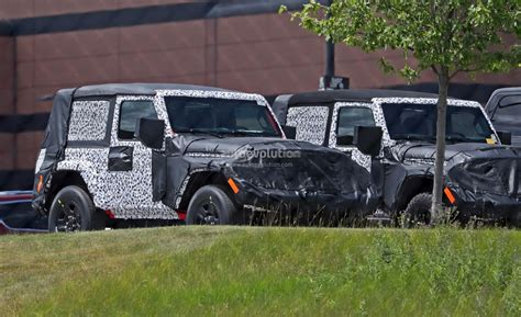 Diesel Powered Jeep by Diesel Powered Jeep Wrangler Jl Is Go For 2019my Two