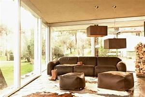 canape rustique banquette convertible paris beige with With tapis peau de vache avec housse de canapé en simili cuir