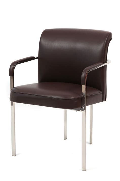 stunning leather chrome dining chairs modern furniture
