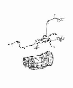 Jeep Wrangler Wiring  Transmission  Fca  Automatic
