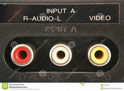 Input Audio Jacks Macro