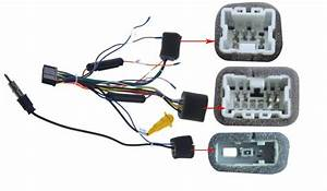 Joying Car Auto Harness Wiring Cable For Nissan In Dash