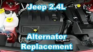 2008 Jeep Patriot Serpentine Belt Diagram