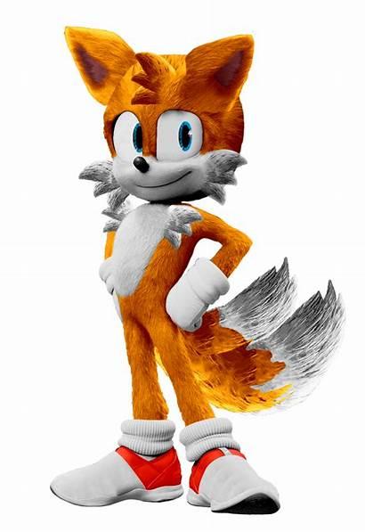 Tails Movie Edit Fan