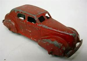 Tootsietoy vintage car toys