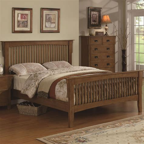 wooden headboard and footboard beautified your bedroom with beautiful brown headboards