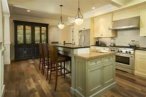 remodel old kitchen design with modern furniture and oak With kitchen colors with white cabinets with planked wall art panels