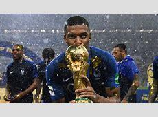 Coupe du monde 2018 Kylian Mbappé « On est fier de