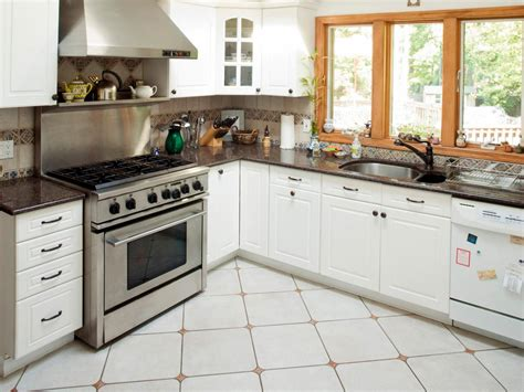 kitchen flooring ideas with white cabinets white kitchens hgtv 9378