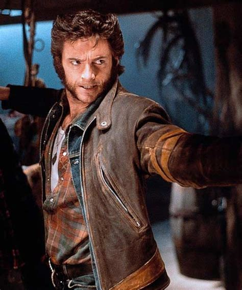 Hugh Jackman X-Men 2 United Wolverine Jacket