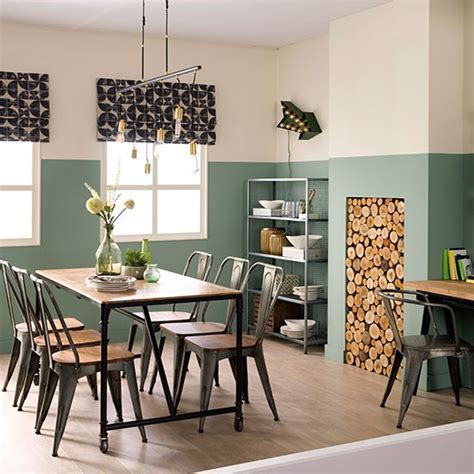 Farrow & Ball Chappell Green   Interiors By Color