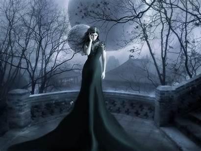 Vampire Fantasy Wallpapers Dark Gothic Backgrounds Background