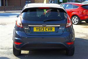 Used Ford Fiesta In Clacton On Sea  Essex