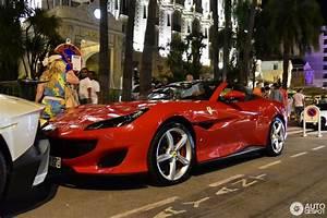 Nouvelle Ferrari Portofino : ferrari portofino 28 ao t 2018 autogespot ~ Medecine-chirurgie-esthetiques.com Avis de Voitures