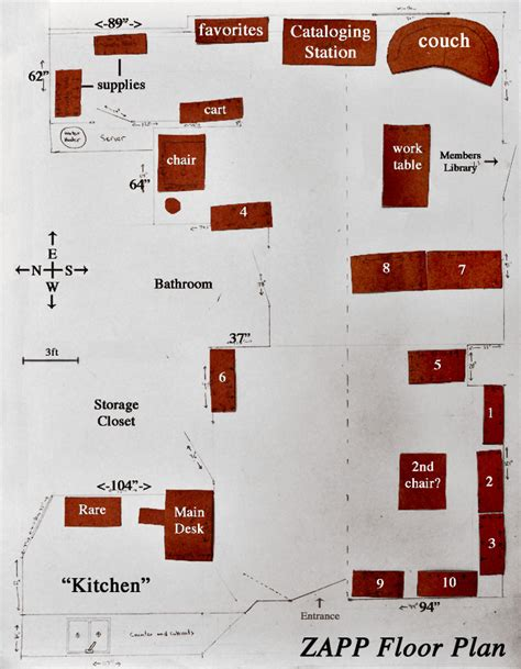 zapp floor zapp vera archiving project april 2010