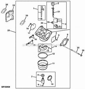 31 John Deere Lt160 Parts Diagram