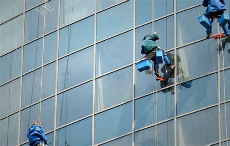 bosun chair window washing window washing fall protection diversified fall protection