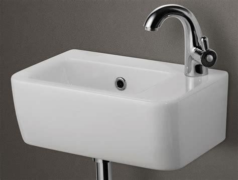 small wall mount bathroom sink small wall mount sink homesfeed